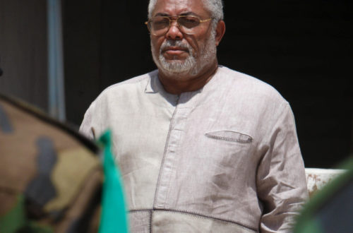 Article : Disparition de Jerry Rawlings : pour éviter la calamité aux gens de grand talent