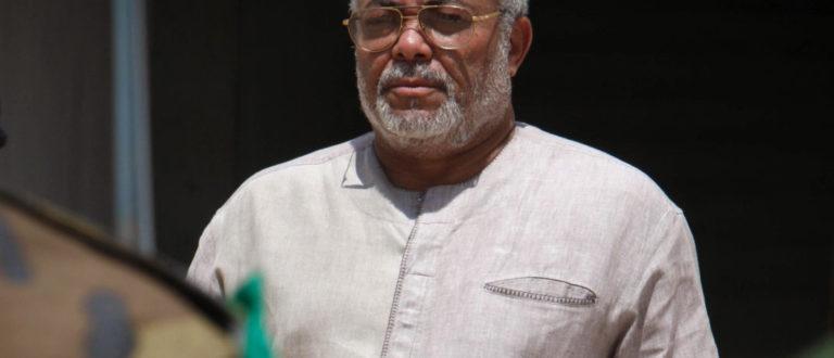 Article : Disparition de Jerry Rawlings : pour éviter la calamité aux gens de grand talent
